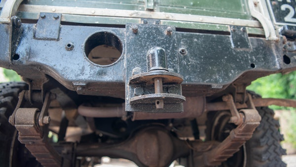 1950 Land Rover Series 1 For Sale (picture 92 of 108)