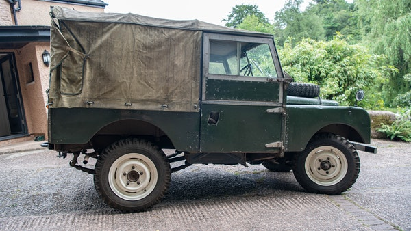 1950 Land Rover Series 1 For Sale (picture 8 of 108)