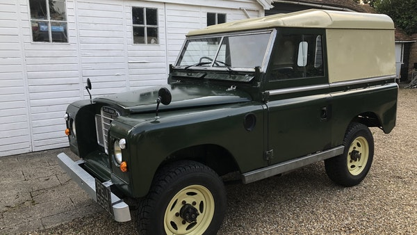 1972 Land Rover Series 3 For Sale (picture 1 of 47)