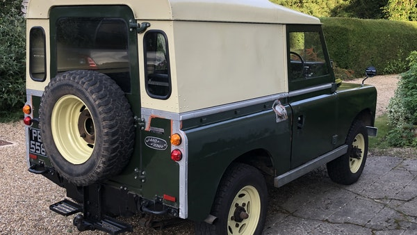 1972 Land Rover Series 3 For Sale (picture 8 of 47)