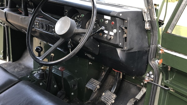 1972 Land Rover Series 3 For Sale (picture 14 of 47)