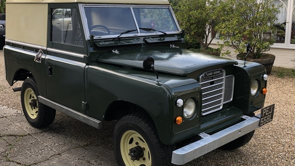 1972 Land Rover Series 3 For Sale (picture 3 of 47)