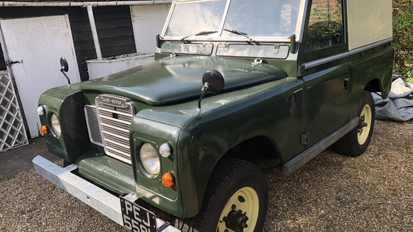 1972 Land Rover Series 3 For Sale (picture 5 of 47)