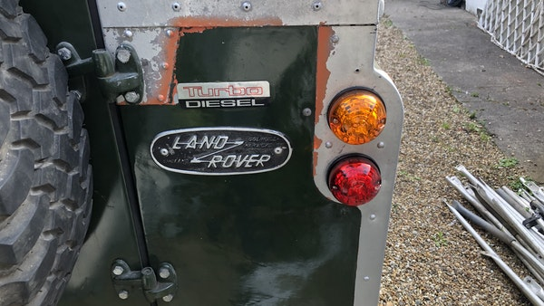 1972 Land Rover Series 3 For Sale (picture 37 of 47)