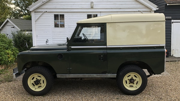 1972 Land Rover Series 3 For Sale (picture 6 of 47)