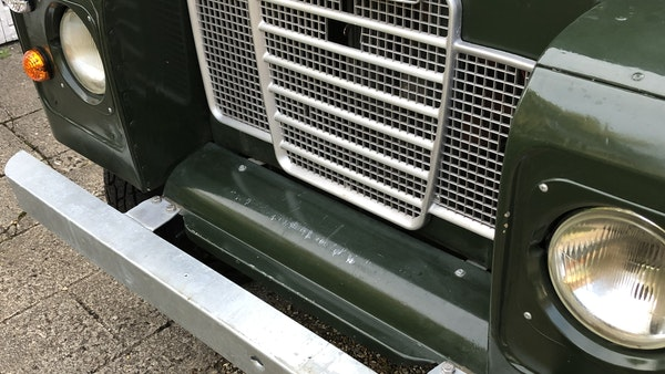 1972 Land Rover Series 3 For Sale (picture 21 of 47)