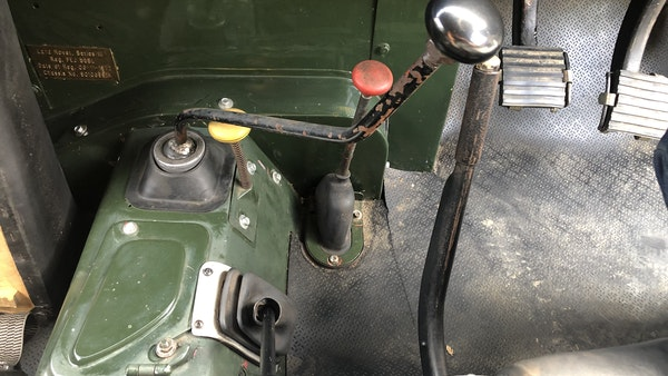 1972 Land Rover Series 3 For Sale (picture 24 of 47)
