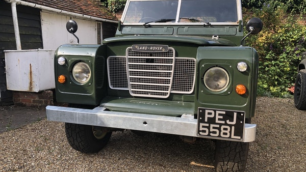 1972 Land Rover Series 3 For Sale (picture 25 of 47)