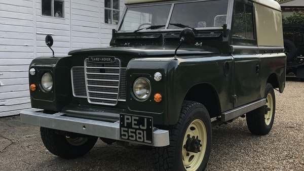 1972 Land Rover Series 3 For Sale (picture 7 of 47)