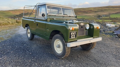 NO RESERVE! - 1959 Land Rover Series II 109 Pickup