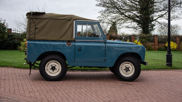 1963 Land Rover Series IIA For Sale (picture 4 of 105)