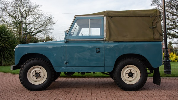 1963 Land Rover Series IIA For Sale (picture 5 of 105)