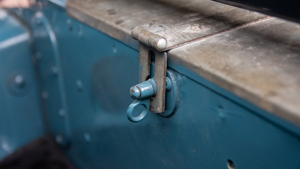 1963 Land Rover Series IIA For Sale (picture 38 of 105)