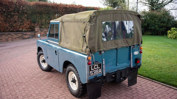 1963 Land Rover Series IIA For Sale (picture 11 of 105)