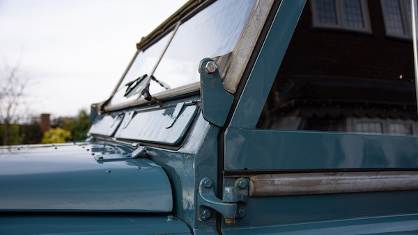 1963 Land Rover Series IIA For Sale (picture 56 of 105)