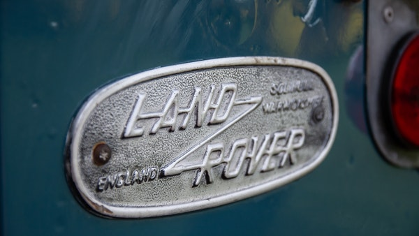 1963 Land Rover Series IIA For Sale (picture 49 of 105)