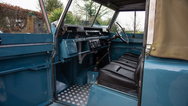 1963 Land Rover Series IIA For Sale (picture 19 of 105)