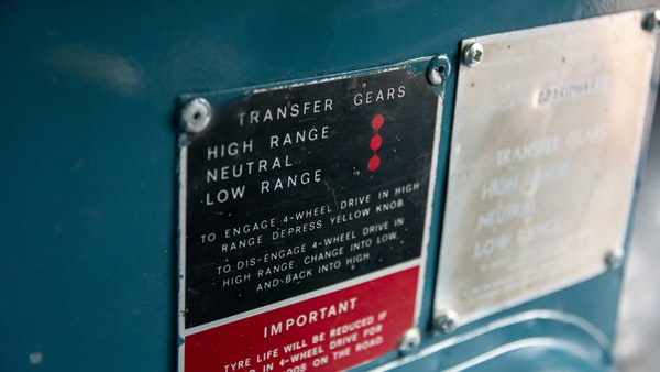 1963 Land Rover Series IIA For Sale (picture 91 of 105)