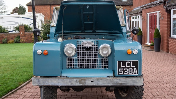 1963 Land Rover Series IIA For Sale (picture 73 of 105)