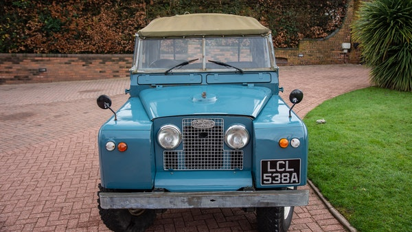 1963 Land Rover Series IIA For Sale (picture 6 of 105)