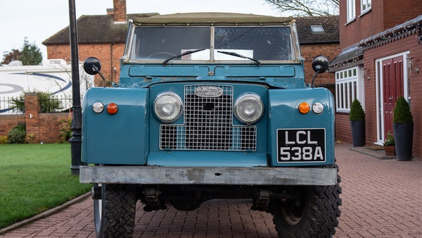 1963 Land Rover Series IIA For Sale (picture 72 of 105)