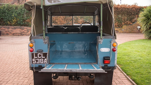 1963 Land Rover Series IIA For Sale (picture 74 of 105)