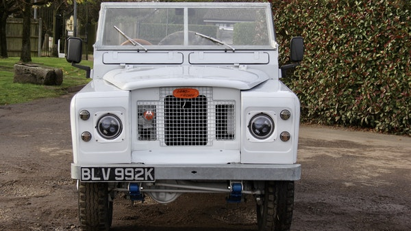 RESERVE LOWERED - 1972 Land Rover Series IIA For Sale (picture 4 of 89)