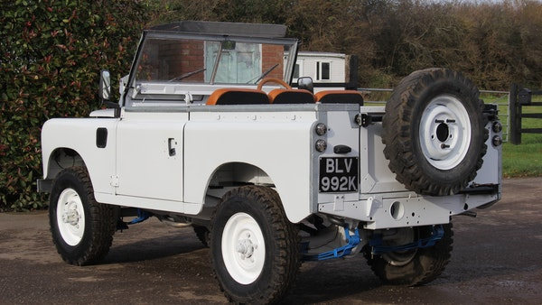 RESERVE LOWERED - 1972 Land Rover Series IIA For Sale (picture 14 of 89)