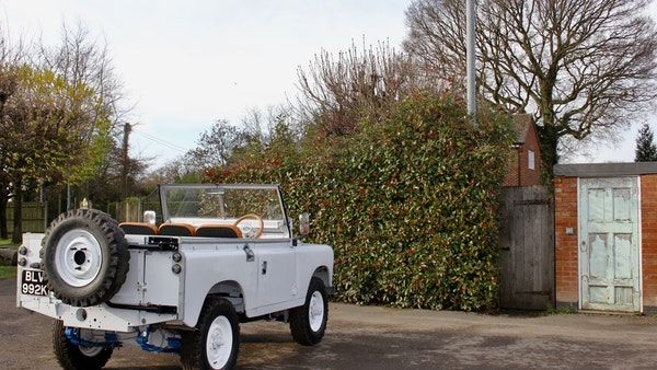 RESERVE LOWERED - 1972 Land Rover Series IIA For Sale (picture 17 of 89)