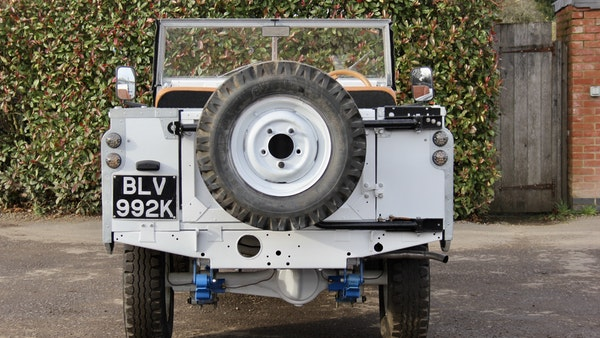 RESERVE LOWERED - 1972 Land Rover Series IIA For Sale (picture 5 of 89)