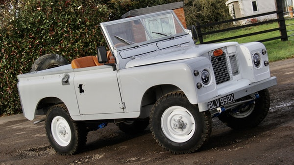 RESERVE LOWERED - 1972 Land Rover Series IIA For Sale (picture 9 of 89)