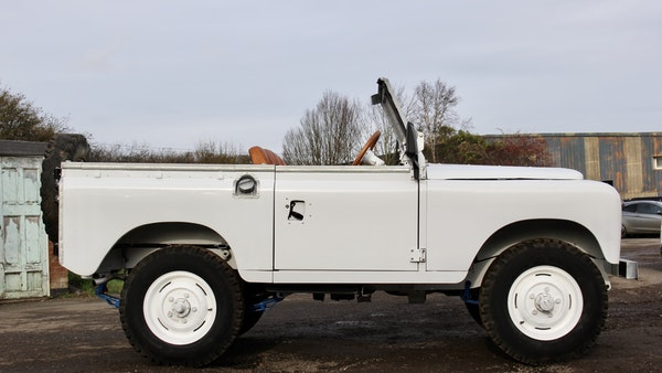 RESERVE LOWERED - 1972 Land Rover Series IIA For Sale (picture 6 of 89)