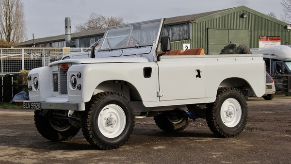 RESERVE LOWERED - 1972 Land Rover Series IIA For Sale (picture 13 of 89)