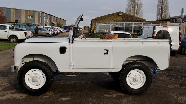 RESERVE LOWERED - 1972 Land Rover Series IIA For Sale (picture 11 of 89)