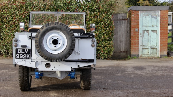 RESERVE LOWERED - 1972 Land Rover Series IIA For Sale (picture 12 of 89)