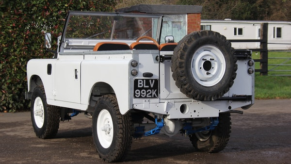 RESERVE LOWERED - 1972 Land Rover Series IIA For Sale (picture 15 of 89)