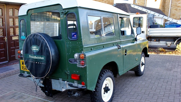 1981 Land Rover Series III For Sale (picture 26 of 115)