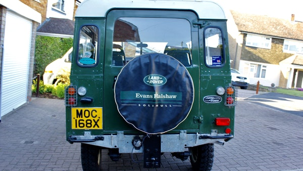 1981 Land Rover Series III For Sale (picture 11 of 115)