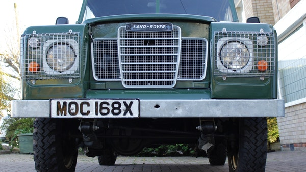 1981 Land Rover Series III For Sale (picture 24 of 115)