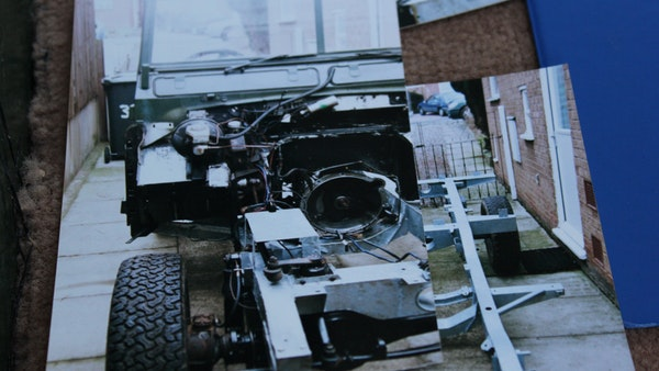1981 Land Rover Series III For Sale (picture 102 of 115)