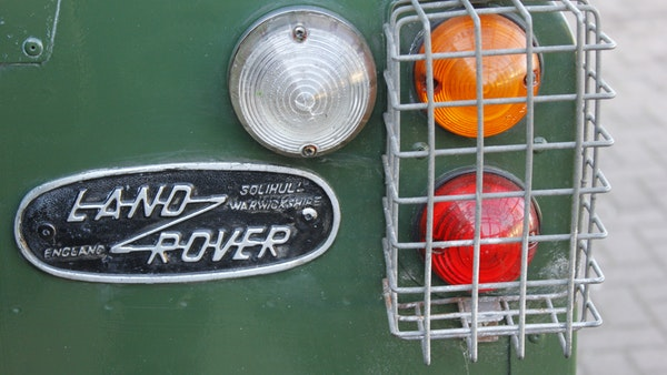 1981 Land Rover Series III For Sale (picture 69 of 115)