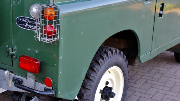 1981 Land Rover Series III For Sale (picture 47 of 115)