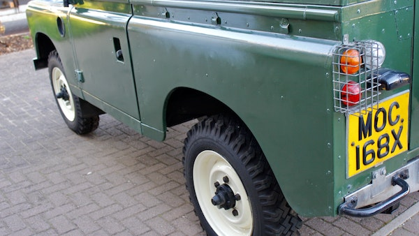 1981 Land Rover Series III For Sale (picture 49 of 115)