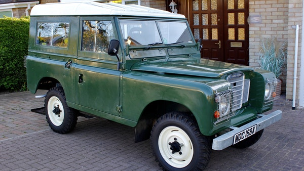 1981 Land Rover Series III For Sale (picture 7 of 115)