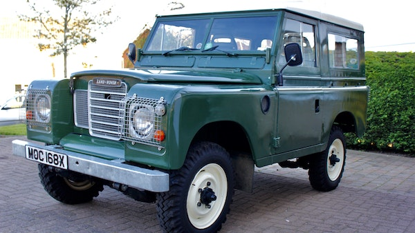 1981 Land Rover Series III For Sale (picture 27 of 115)