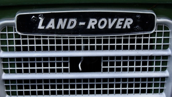1981 Land Rover Series III For Sale (picture 74 of 115)