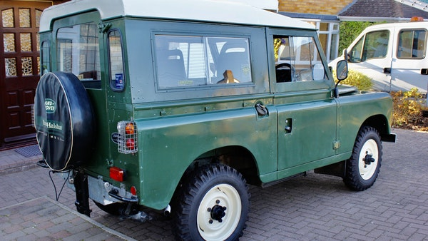 1981 Land Rover Series III For Sale (picture 19 of 115)