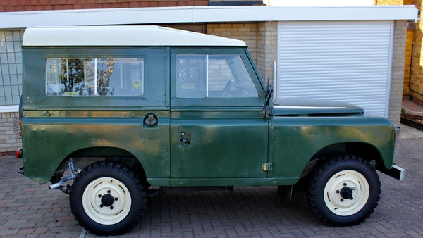 1981 Land Rover Series III For Sale (picture 12 of 115)