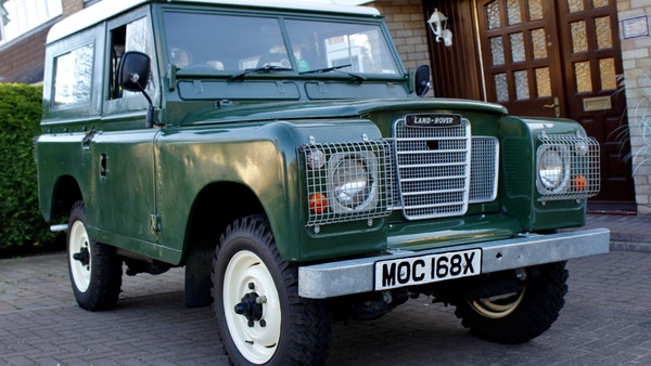 1981 Land Rover Series III For Sale (picture 25 of 115)