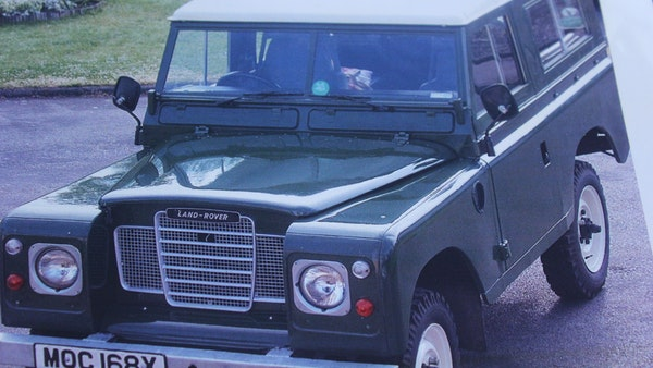 1981 Land Rover Series III For Sale (picture 108 of 115)